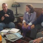 Gobernación, UJAP y UAM afinan estrategias para plan de seguridad universitaria
