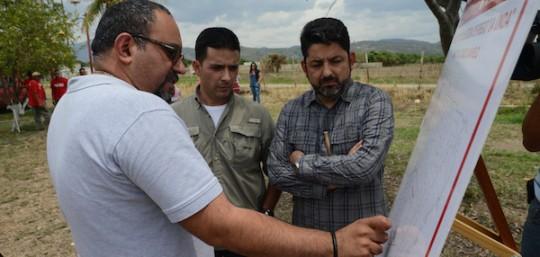 Gobierno de Carabobo puso en marcha construcción de II etapa de centro de acopio