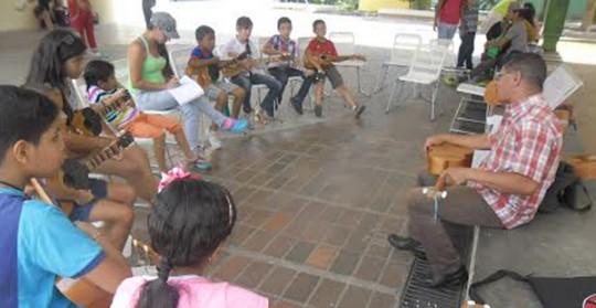 Gobierno de Carabobo conforma Estudiantina Infantil con hijos de trabajadores