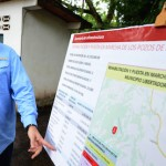 Pusimos en marcha trabajos para activar siete pozos de agua en Libertador