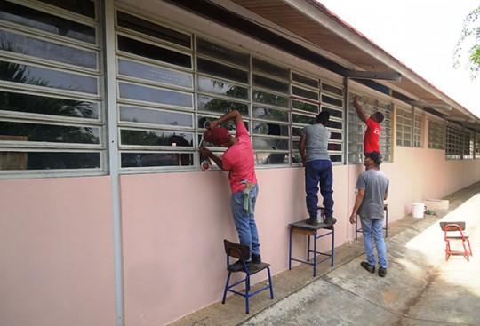 Gobernación de Carabobo rehabilita 45 escuelas estadales y nacionales