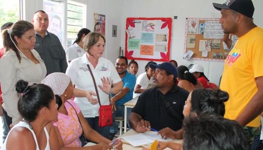 Arrancó proyecto comunitario en Corredor tres de Guacara