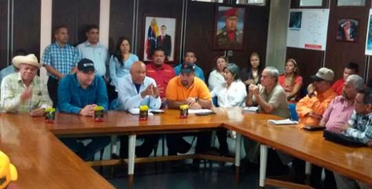 Gobierno de Carabobo y Corpolara unifican esfuerzos para impulsar producción de café