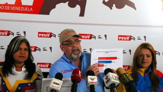 PSUV superó participación de la MUD en elecciones internas