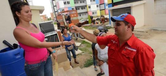 """Gobierno Bolivariano reivindicó a familias que vivían en """"Pipotes de la Muerte"""""""