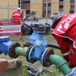 Gobernación inició rehabilitación de tres pozos de agua en Bejuma