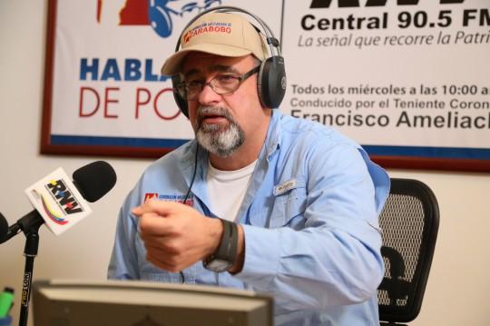 """""""Candidatos y candidatas a la AN deben dedicarse a organización de UBChs"""""""