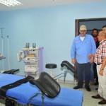 Personal del Nuevo servicio de ORL y Urología en la CHET satisfechos con la obra