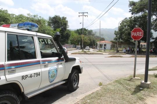 Ferreira destaca disminución del 80% de incidencia delictiva en UC