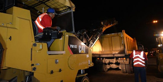 Gobierno de Carabobo puso en marcha rehabilitación de 34 distribuidores