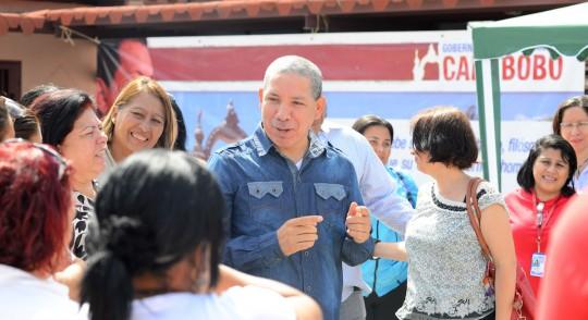 Gobernación de Carabobo rehabilitó más de 80 instituciones educativas