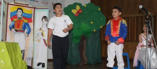 Gobierno de Carabobo presentó I Festival del Cuento