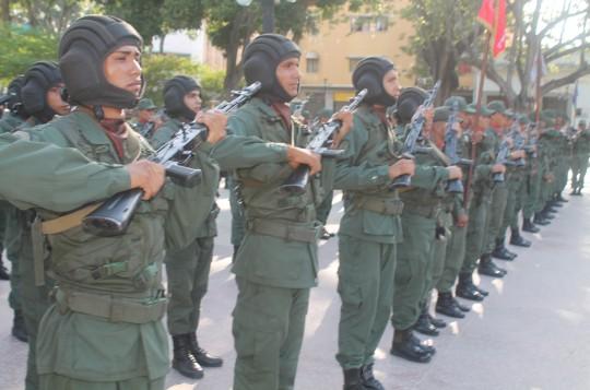 """""""Carabobo seguirá defendiendo y consolidando la independencia nacional"""""""