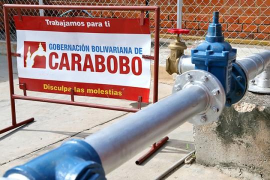 Gobernación de Carabobo entregó 5 pozos de agua rehabilitados en Valencia y Libertador