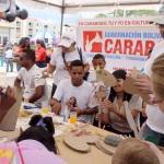 Pueblo carabobeño conmemoró cumpleaños del líder supremo de la revolución bolivariana