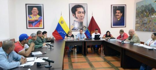 Gobierno de Carabobo anunció programación para conmemorar natalicio de Bolívar y Chávez
