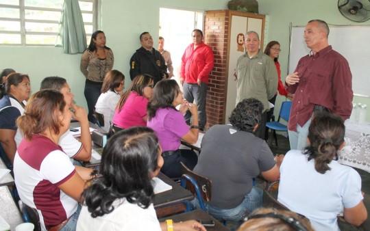 Gobierno de Carabobo inició III fase del Plan Seguridad Escolar