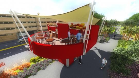 Próxima semana inicia construcción de Parada Inteligente en Bárbula