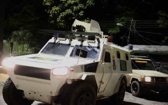 Diecisiete detenidos y 4 fallecidos en despliegue de OLP en Naguanagua