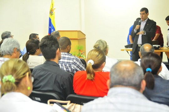 Mpps e Insalud realizan reunión técnico política para garantizar óptima distribución de insumos