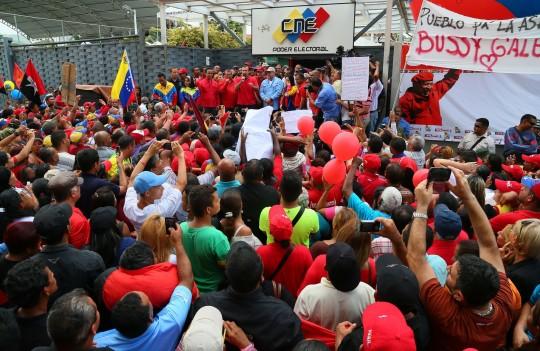 """El Aissami: """"La victoria está escrita en Carabobo gana el chavismo"""""""