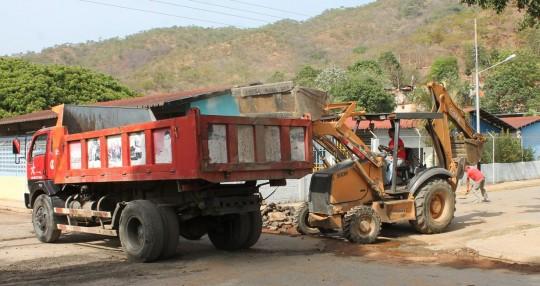 En Carabobo Barrio Nuevo Barrio Tricolor Invierte Bs 250 millones en 129 proyectos