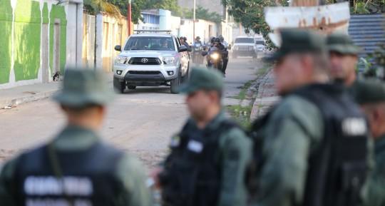 """""""Es en resguardo de DDHH del pueblo que desplegamos OLPP en Carabobo"""""""