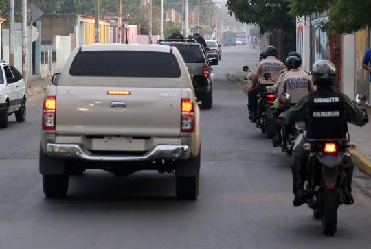 Seis delincuentes fallecieron al enfrentar fuerzas de OLP en parroquia Tacarigua