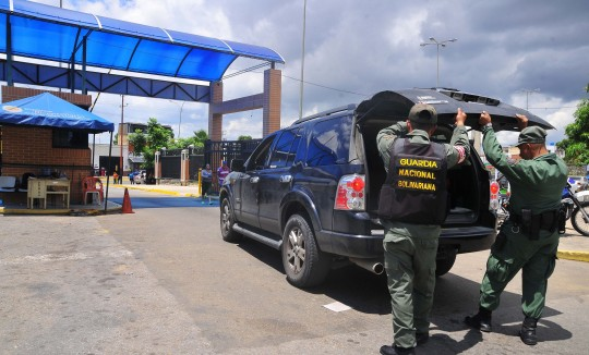 Gobierno de Carabobo despliega Plan Especial de Seguridad en la Chet