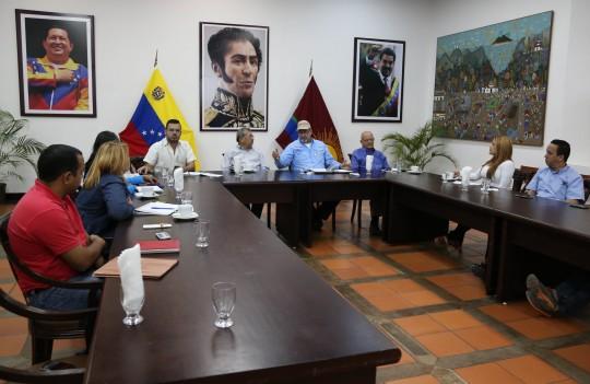 PSUV afina campaña por legado de Chávez y continuar obras de envergadura en Carabobo
