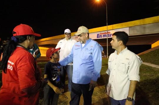 Entregamos rehabilitados integralmente cuatro distribuidores en Guacara y Valencia
