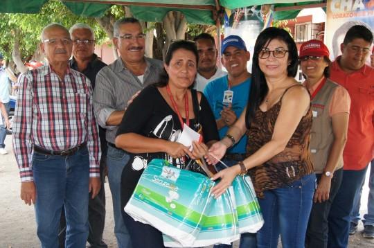 Gobierno de Carabobo continúa brindando soluciones a los más necesitados