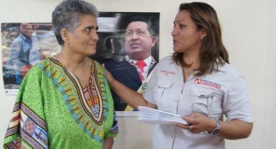 Gobierno Regional entregó ayudas sociales a familias de Naguanagua, Carlos Arvelo y Valencia