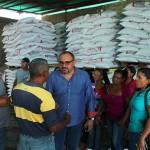 Gobierno de Carabobo entregó a Comunas de Carlos Arvelo insumos para sembrar caraotas