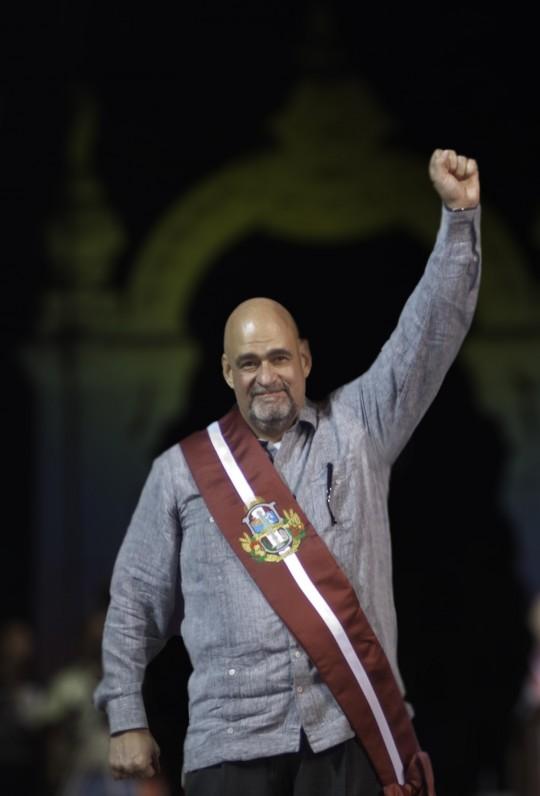 Perfil Político y Profesional de Francisco Ameliach