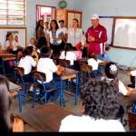 Con más del 55 % de asistencia iniciaron las clases en escuelas estadales