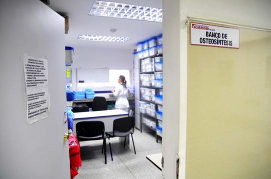Banco de Osteosíntesis de la CHET ha beneficiado más de 700 pacientes