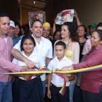 Gobierno Bolivariano inauguró primer preescolar en Ciudad Chávez