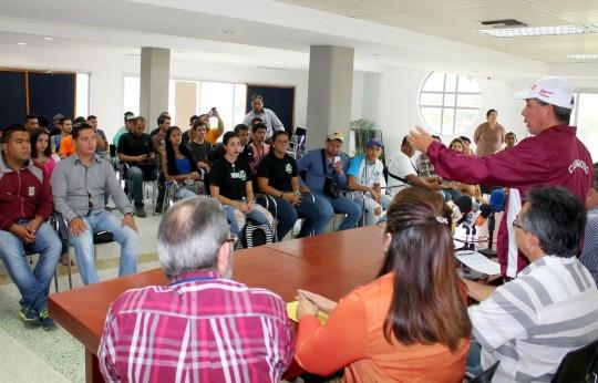 Gobernación financiará Cursos de Nivelación y Avance a mil 500 estudiantes de UC