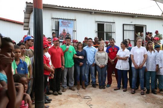 """En Carabobo Base de Misiones """"El Rincón"""" celebró 15 años del convenio Cuba-Venezuela"""