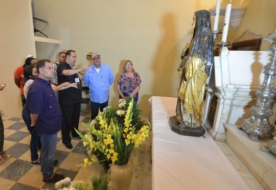 De Freitas: Ha sido una bendición de Dios restauración de la Catedral de Valencia