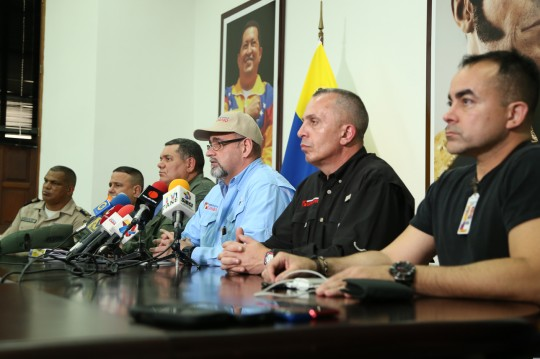 Más de Mil 200 efectivos desplegó OLP Carabobo en cuatro municipios