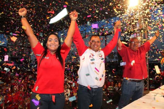 Juramentado Comando Bolívar Chávez para Circuito 2 en Carabobo
