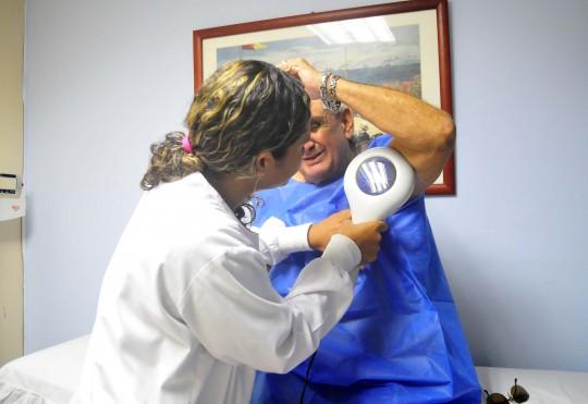Dermatología de la CHET atiende más de 15 mil pacientes anuales