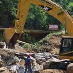 Iniciamos rehabilitación de trasvase del río Temerla al embalse de Canoabo