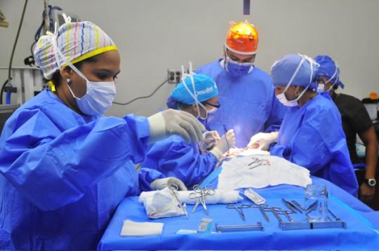 Gobierno de Carabobo realizó jornada especial de Cirugía Bucal y Maxilofacial