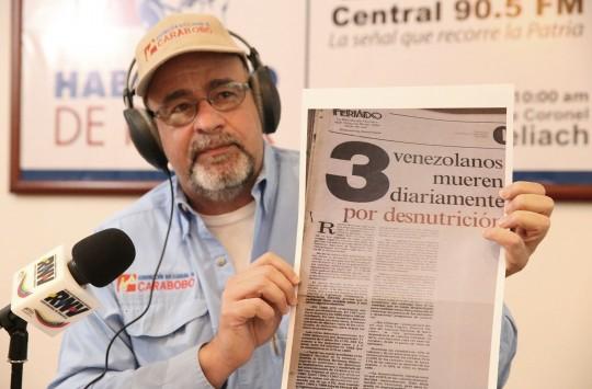 """""""Paquetazo neoliberal del FMI no regresará a Venezuela"""""""