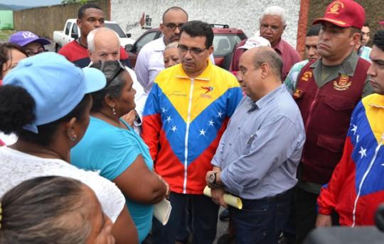 """""""Gobierno de Carabobo está comprometido con misiones sociales en la región"""""""