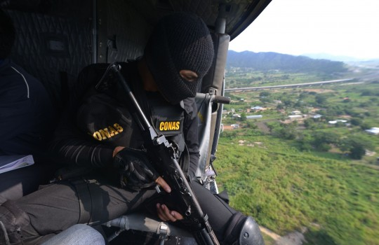 OLP desplegó en Carabobo más de 2 mil efectivos