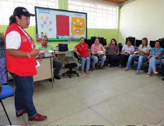 Gobierno carabobeño continúa impulsando mejoras en escuelas de la entidad